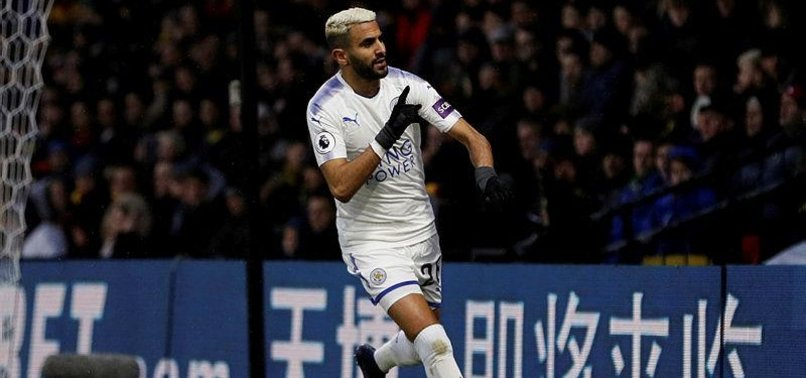 MAHREZ COULD STILL HAVE A FUTURE AT LEICESTER, SAYS PUEL