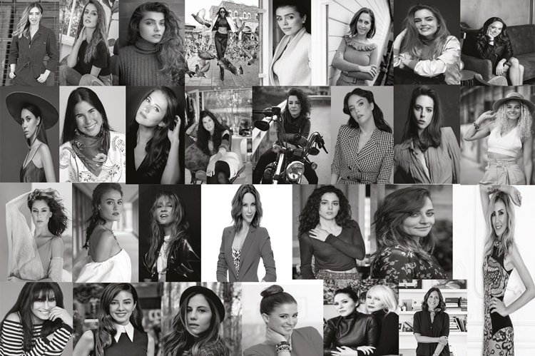 Her Gün Güzel Her Gün Güçlü - 8 Mart Dünya Kadınlar Günü