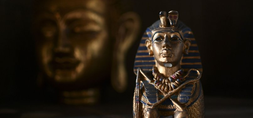 EGYPT URGES INTERPOL TO TRACE STOLEN TUTANKHAMUN MASK SOLD IN LONDON AUCTION