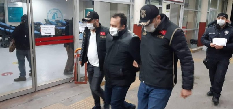 TURKISH PROSECUTORS ORDER ARREST OF 238 SUSPECTS IN MILITARY PROBE OVER FETO LINKS