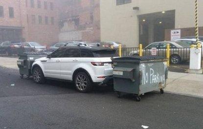 Yanlış yere park etmenin cezası ağır oldu!.