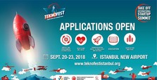 Applications for TEKNOFEST Istanbul's Take Off startup summit now open