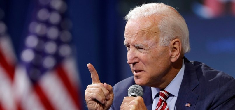 BIDEN: IF YOU CANT CHOOSE ME OVER TRUMP, 'YOU AIN'T BLACK'