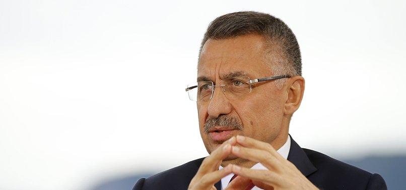 ASSAD REGIME ATTACKS CATASTROPHIC FOR CIVILIANS: TURKISH VP