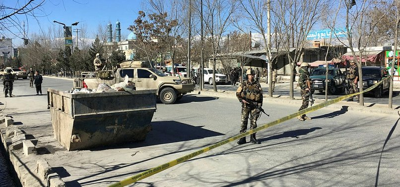TALIBAN KILL 22 AFGHAN FORCES IN ATTACK ON CHECKPOINTS