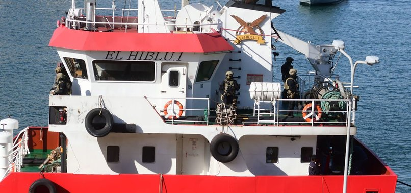 MALTA SEIZES TANKER HIJACKED BY MIGRANTS OFF LIBYA