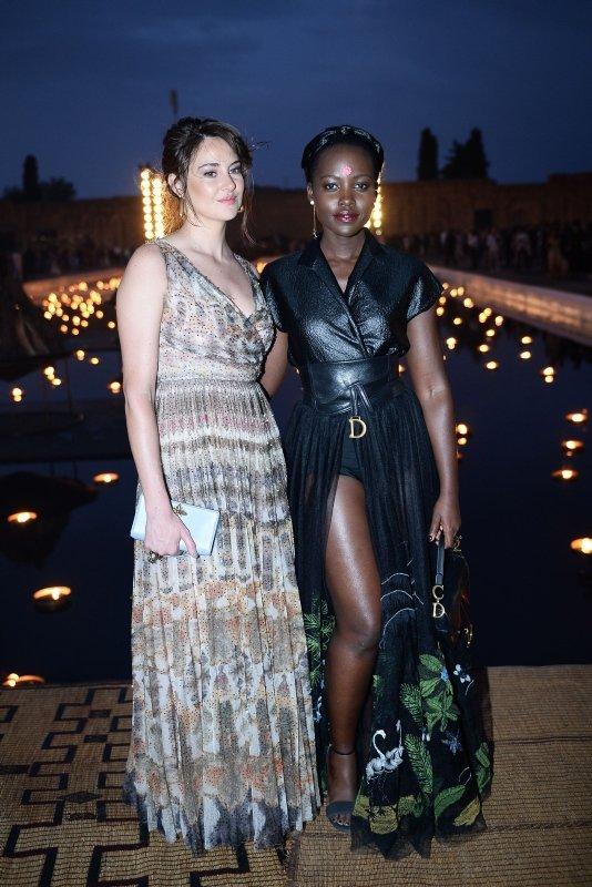 Dior Cruse 2020 şovuna ünlü akını