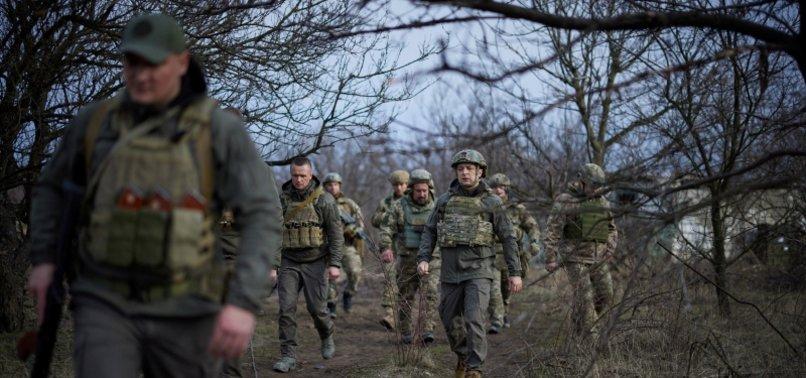 KREMLIN SAYS IT FEARS FULL-SCALE FIGHTING IN UKRAINES EAST