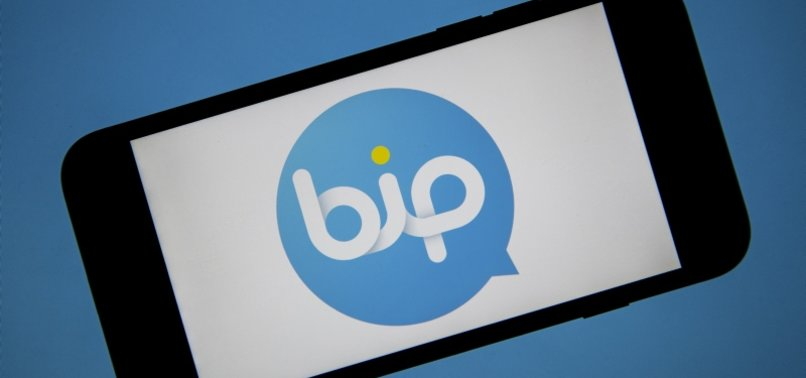 TURKEYS LOCALLY-DEVELOPED MESSAGING APP BIP WINS NEARLY 8 MILLION USERS WORLDWIDE