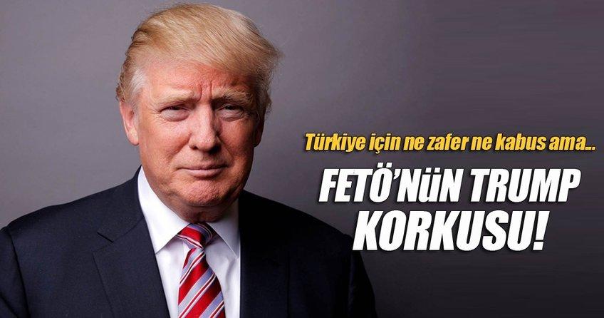 FETÖ'nün Trump korkusu