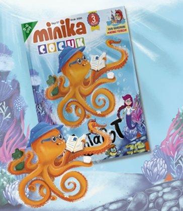 01.01.2020 Minika Çocuk Dergi - Sayı: 37