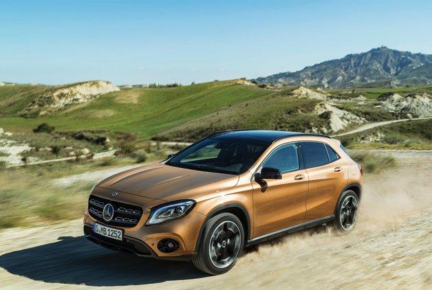 SÜRÜŞ İZLENİMİ · Mercedes-Benz GLA 250 4MATIC