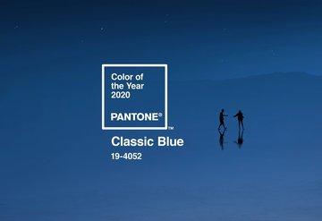 Pantone 2020'nin rengini açıkladı: Klasik Mavi