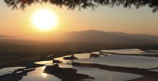 Pamukkale: A harmonisation of nature and history