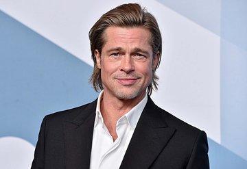 Brad Pittin maske savunması!