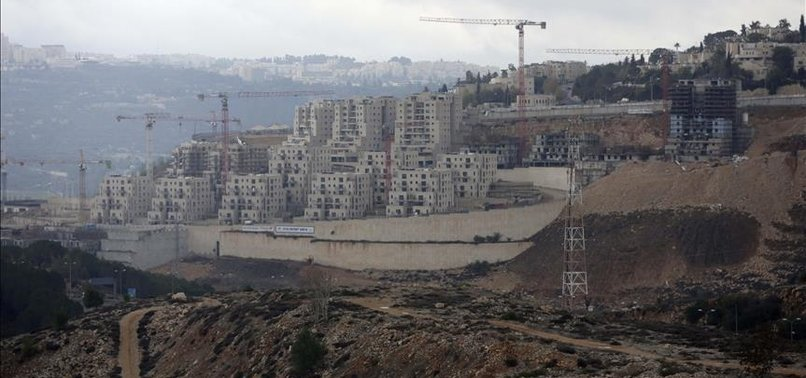ISRAEL APPROVES NEW WEST BANK SETTLEMENT UNITS