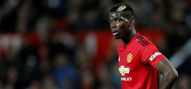 MAN UNITED IN TROUBLE AND COULD LOSE POGBA, SAYS DESCHAMPS