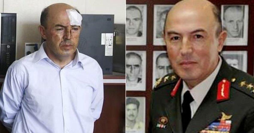 16 Temmuz'da gözaltına alınmadan 1 saat önce FETÖ'cü general atamış