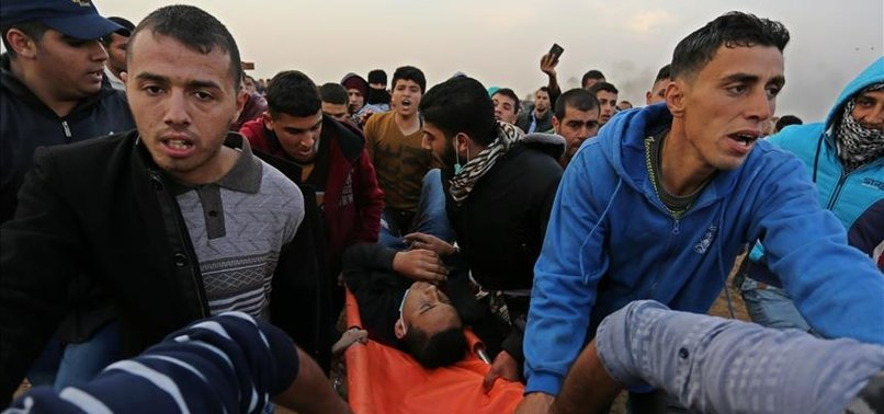 PALESTINIAN YOUTH DIES OF WOUNDS IN GAZA STRIP