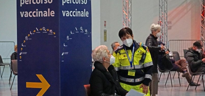 ITALY SETS NEW RECORD FOR DAILY CORONAVIRUS DEATHS
