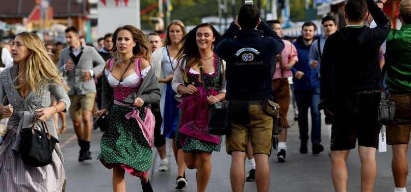 66 PERCENT OF PEOPLE IN GERMANY HAPPY, SURVEY SAYS