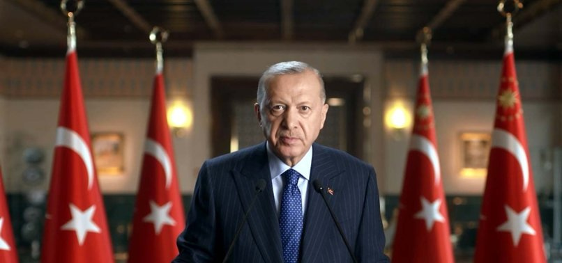 AS 2 NATO COUNTRIES, TURKEY, US SHOULD BE IN VERY DIFFERENT POSITION: ERDOĞAN