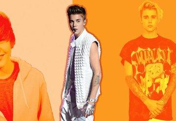 Justin Bieber'ın yıllar içindeki değişimi