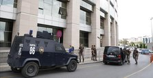 Gunbattle breaks out at Istanbul courthouse
