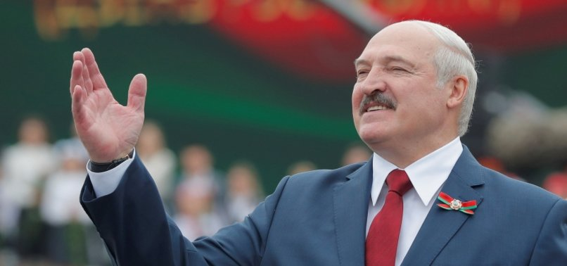 BELARUSIAN PRESIDENT GETS OVER ASYMPTOMATIC COVID-19