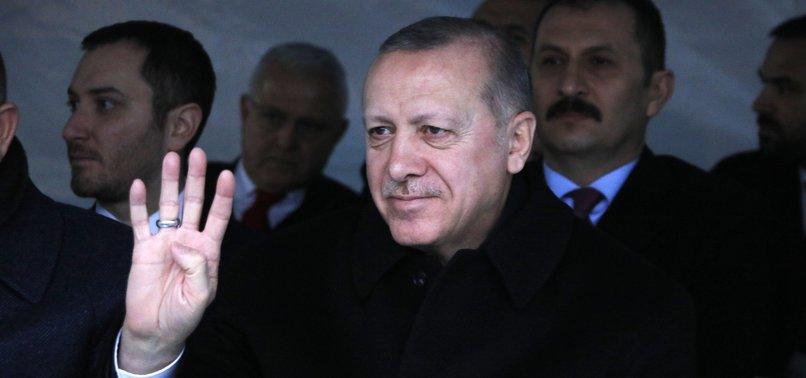 TURKEY WILL PRODUCE LARGER ARMED UAVS IN A FEW MONTHS, ERDOĞAN HERALDS