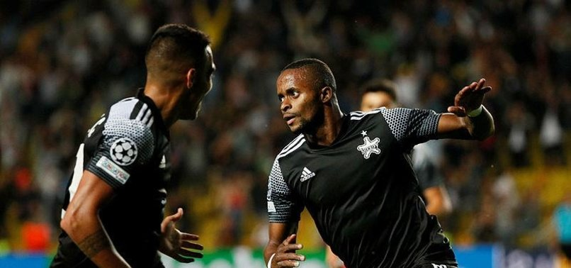 SHERIFF EARN SHOCK WIN OVER SHAKHTAR ON CHAMPIONS LEAGUE DEBUT