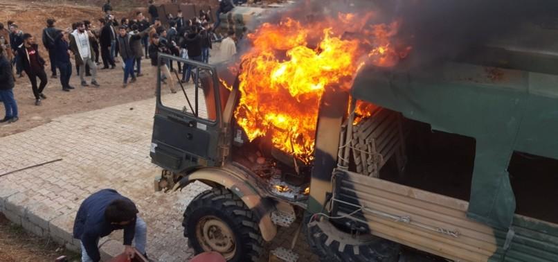 PKK BEHIND ATTACK ON TURKISH MILITARY BASE IN IRAQ, ALTUN SAYS