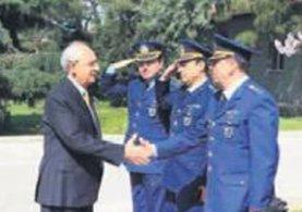 Kemal Kılıçdaroğlu'na askeri karşılama ile ilgili yeni gelişme