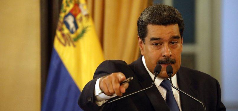 VENEZUELAS MADURO ANNOUNCES AGREEMENT WITH OPPOSITION