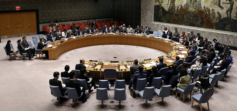 RUSSIA PROPOSES DRAFT UN RESOLUTION ON VENEZUELA