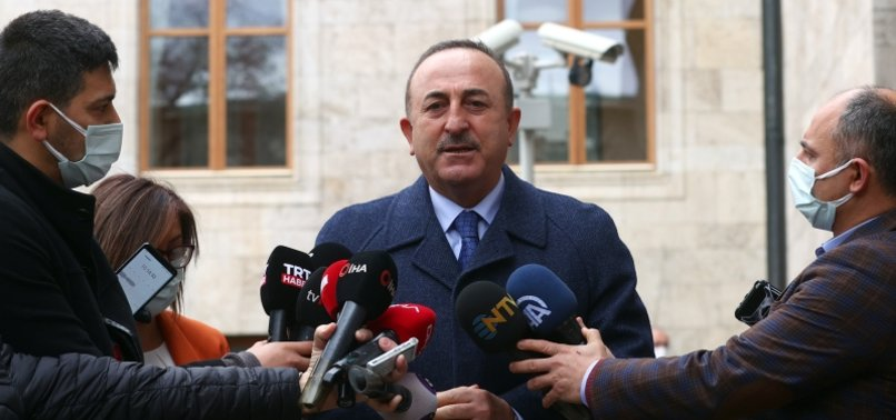 NO WORD FROM PIRATES WHO SEIZED TURKISH SAILORS OFF NIGERIA: FM ÇAVUŞOĞLU