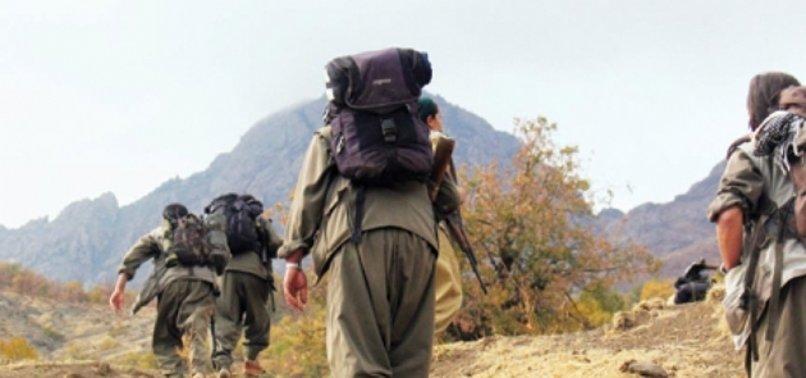 EX-PKK TERRORIST WHO SURRENDERED TO TURKEY 'REGRETS JOINING TERROR GROUP