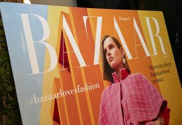 MBFW Istanbul'un açılışına Harper's Bazaar'ın partisi damga vurdu