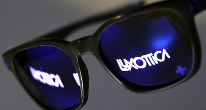 French lensmaker Essilor said yesterday it has agreed to buy Italy's Luxottica, maker of Ray-Ban sunglasses, in a bid to create a new global giant in the sector. The combined group will have market...