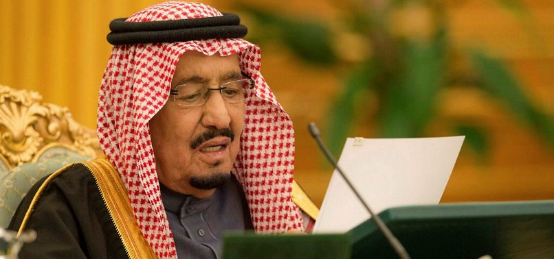 SAUDI KING REPLACES ENERGY MINISTER, NAMING ONE OF HIS SONS
