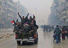 Halep'te tahliye operasyonu başladı