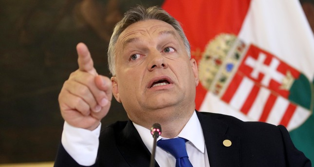 Europe should process refugees in Libya, says PM Orban