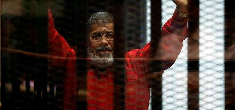 MOHAMED MORSI AND EGYPT'S ONGOING 'SHOW TRIALS'