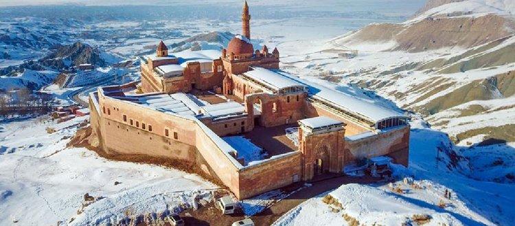 İshak Paşa Sarayı 2018i rekorla kapattı