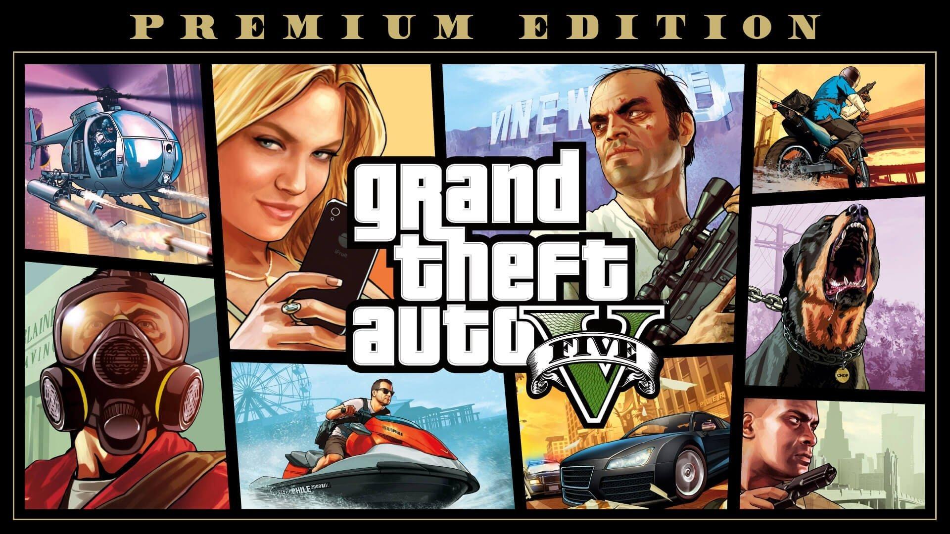 EPİC GAMES'TEN GTA 5 MÜJDESİ