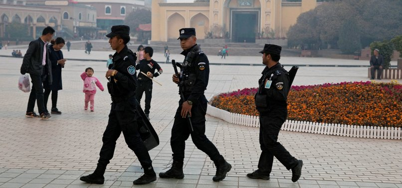 US CONGRESS CONDEMNS CHINA FOR CRACKDOWN ON UIGHURS