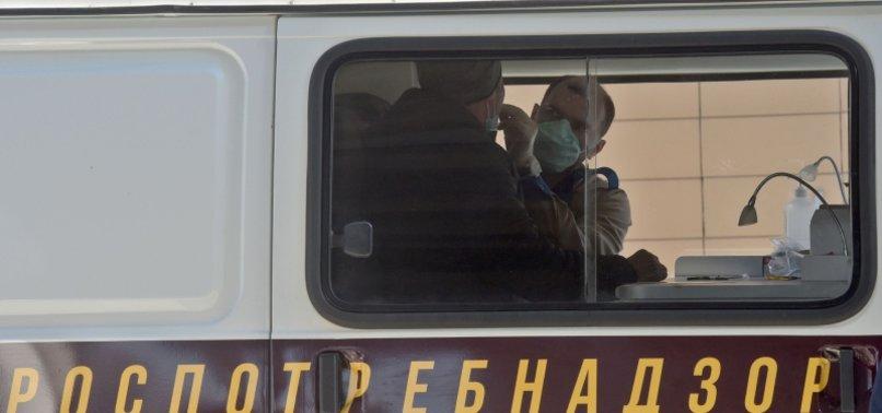 RUSSIA TO GROUND INTERNATIONAL FLIGHTS ON MARCH 27 DUE TO CORONAVIRUS