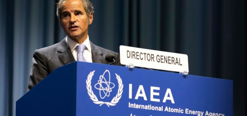 65TH IAEA GENERAL CONFERENCE BEGINS IN VIENNA