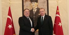 President Erdoğan, Pompeo meeting begins in Ankara