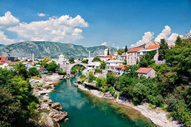 Mostar Köprüsü'nün yapımındaki deha